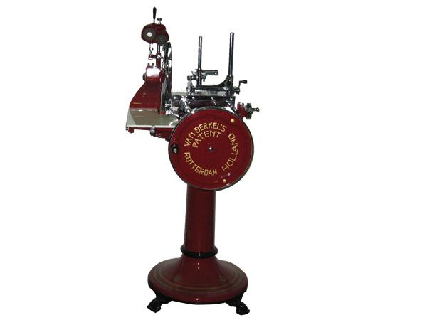 Berkel古董西班牙火腿切片机