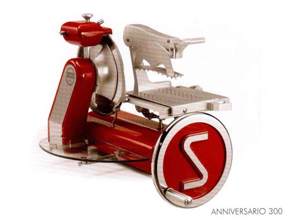 sirman手摇垂直式西班牙火腿切片机