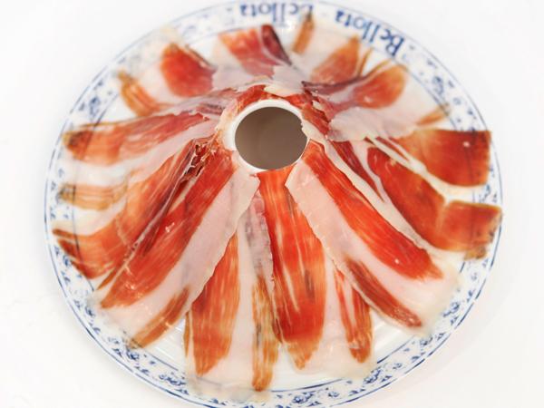 西班牙火腿盘