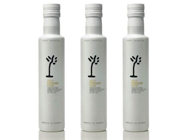 ETESIAN GOLD新鲜橄榄汁 白色三瓶装