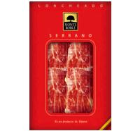 15个月橡山塞拉诺(赛拉诺)火腿后腿切片 100克/袋