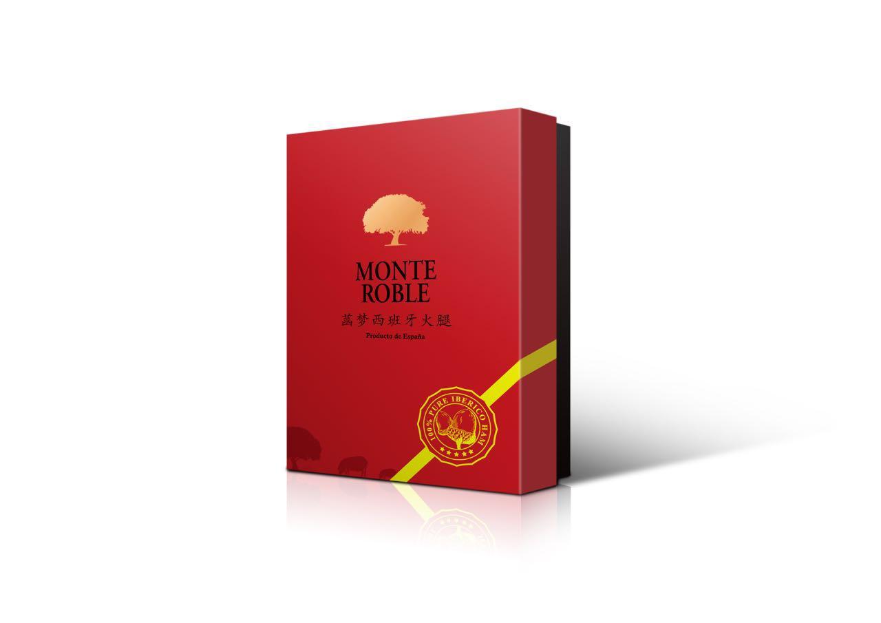橡山伊比利亚火腿小礼盒